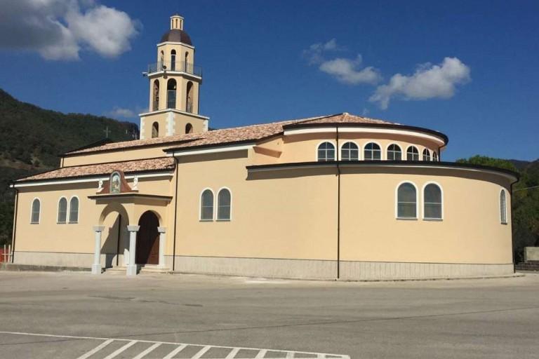 "Santuario Maria Santissima dell""Eterno"