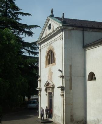 Santuario Madonna delle Laste