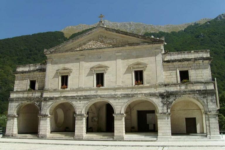 Santuario Maria Santissima di Canneto