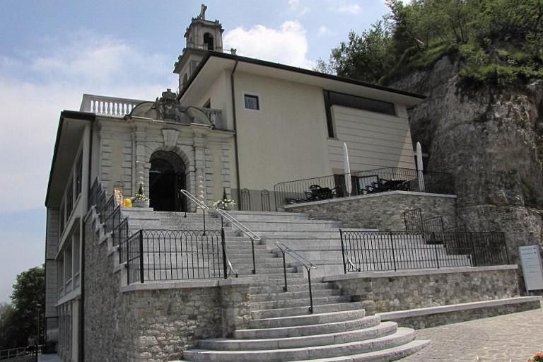 Santuario Beata Vergine Della Cornabusa
