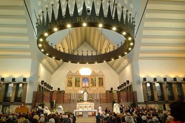 Basilica Santuario Madre di Dio Incoronata