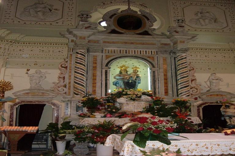 Santuario Madonna della Montagna di Polsi