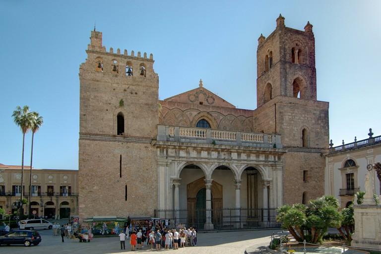 Basilica Cattedrale Santa Maria Nuova (Duomo di Monreale)