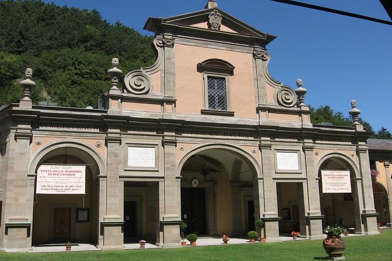 Santuario Beata Vergine delle Grazie di Boccadirio