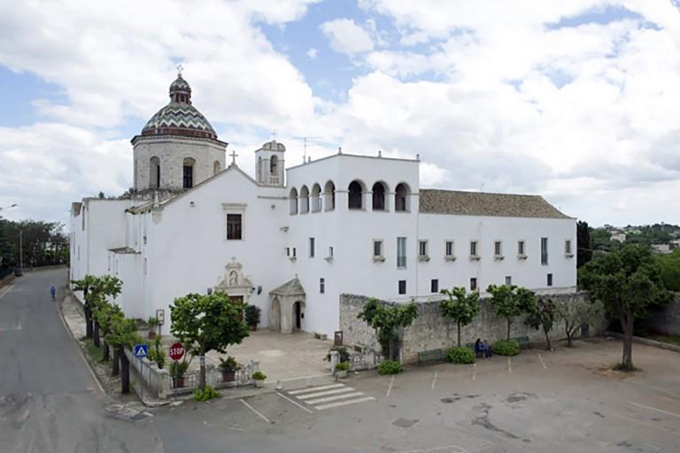 Santuario Maria Santissima della Vetrana