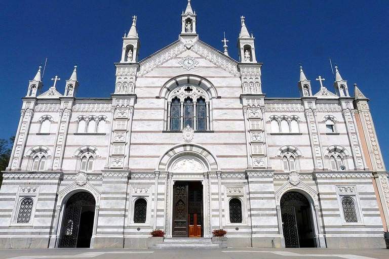 Santuario Basilica Nostra Signora Di Montallegro