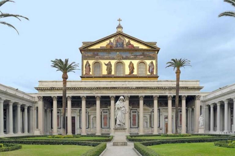 Santuario Basilica di San Paolo Fuori le Mura