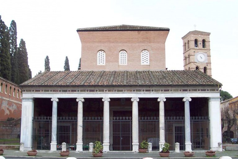 Santuario Basilica di San Lorenzo fuori dalle mura