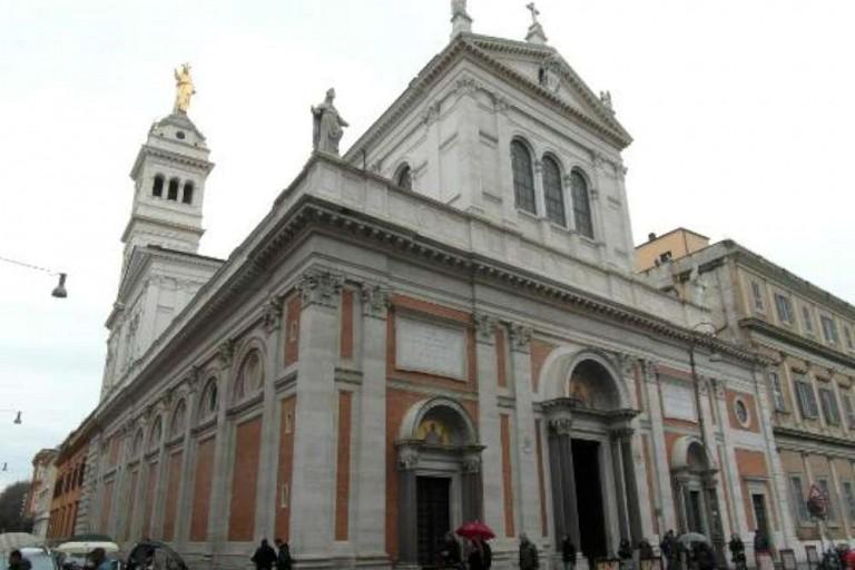 Santuario Basilica Sacro Cuore di Gesù a Castro Pretorio