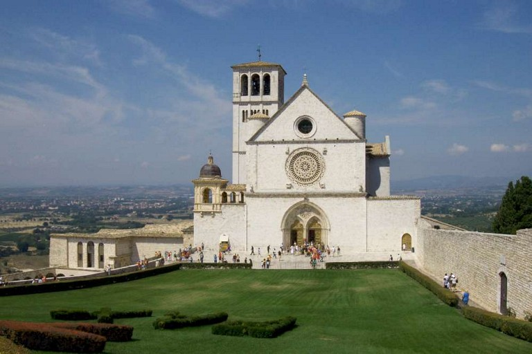 Santuario Basilica Papale e sacro convento di San Francesco d'Assisi