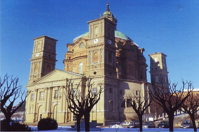 Santuario di Vicoforte- Regina Montis Regalis