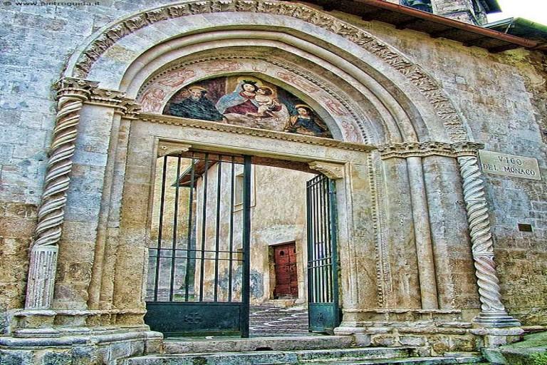 Santuario Monastero Santi Cosma e Damiano