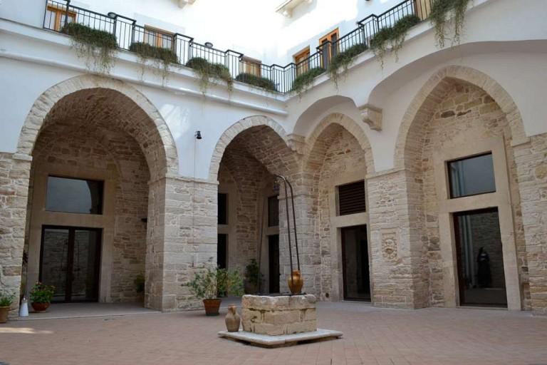 Santuario Monastero Santa Maria delle Vergini