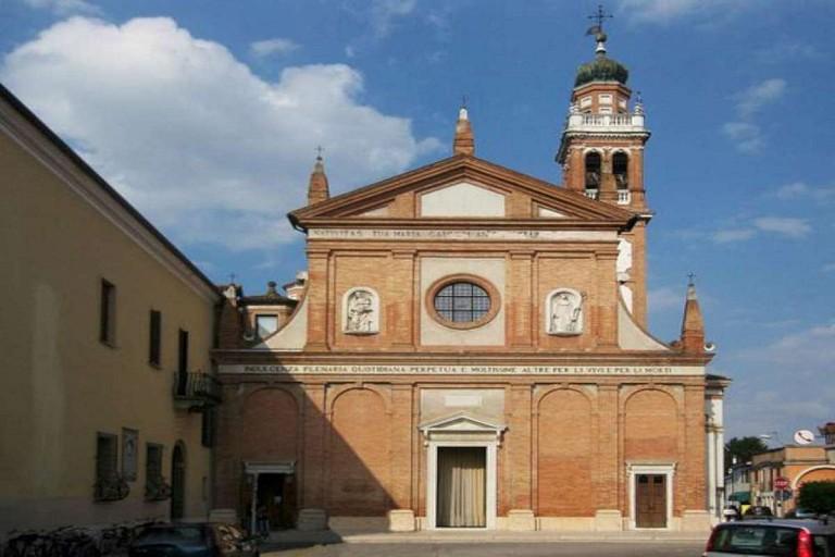 Santuario Santa Maria del Pilastrello