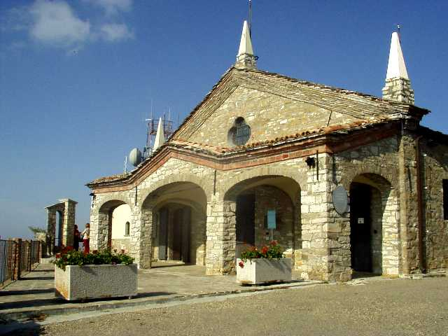 Santuario Santa Maria in monte Penice