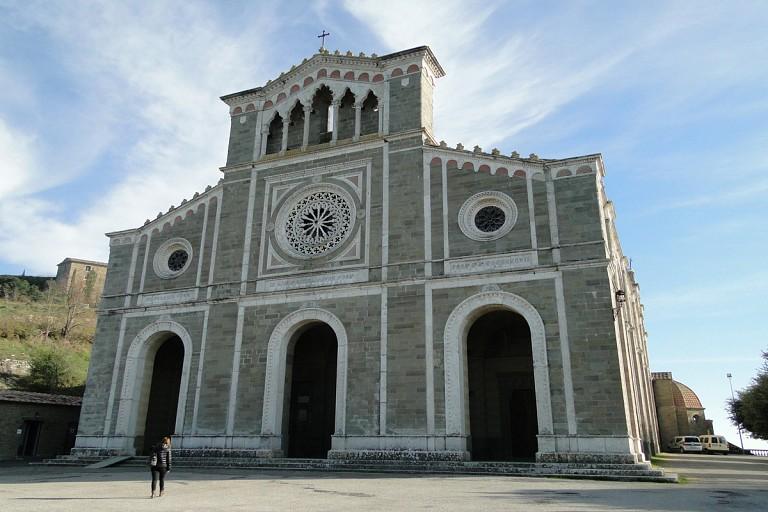 Basilica Santa Margherita da Cortona