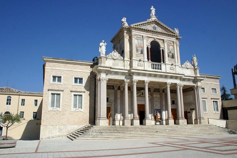 Santuario Basilica di San Gabriele dell'Addolorata