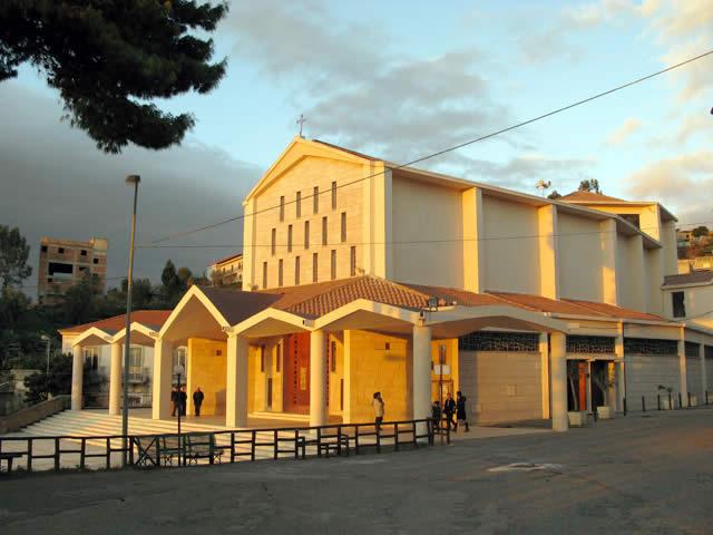 Basilica Santuario dell'Eremo Santa Maria Madre della Consolazione