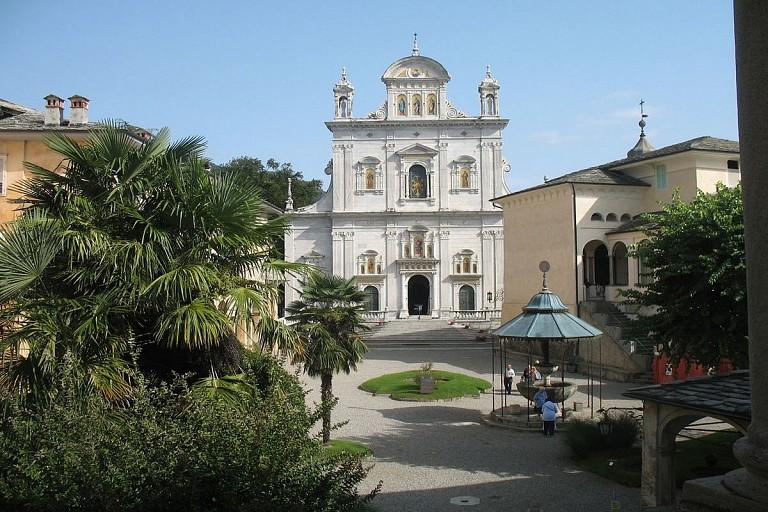 Santuario Maria Assunta - Sacro Monte Di Varallo