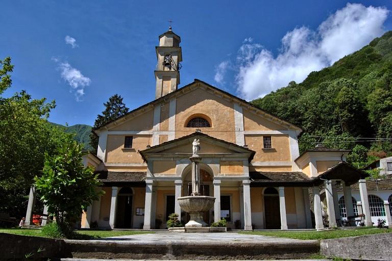 Santuario Madonna del Boden