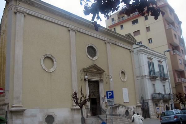 Santuario Santa Maria Greca