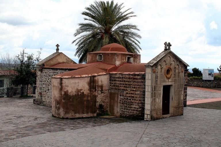 Santuario Nostra Signora Di Bonacatu