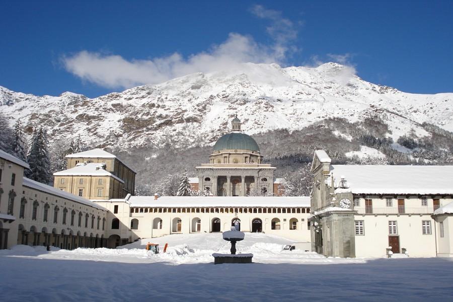Santuario Nostra Signora Di Oropa