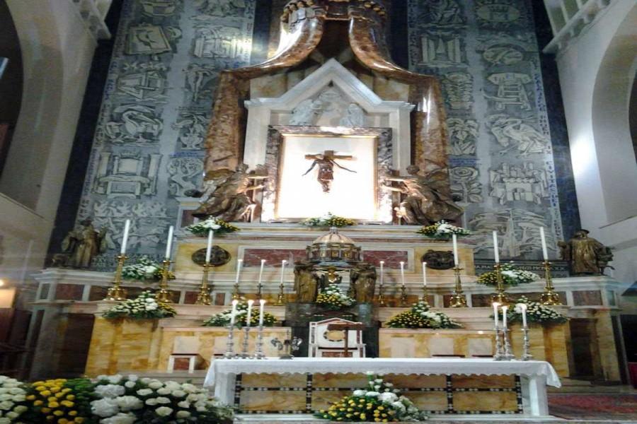 Santuario di Santa Maria di Montevergine