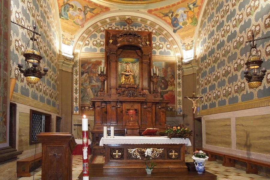Santuario Madonna dei Lumi