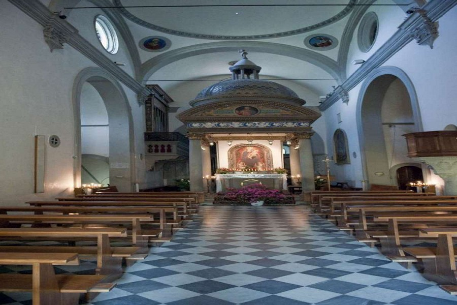 Santuario Santa Maria del Sasso
