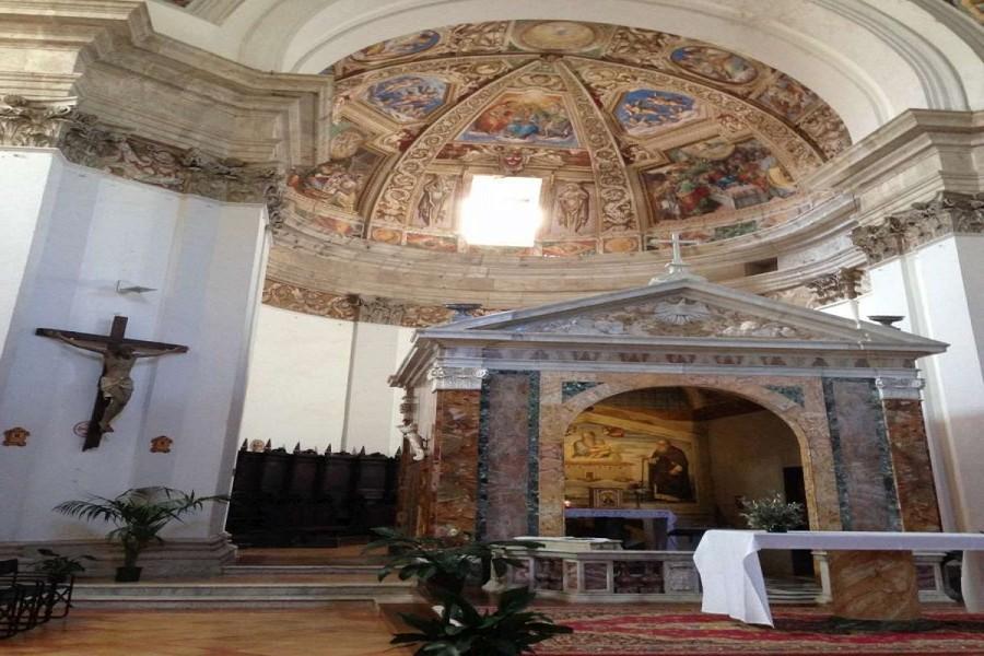 Santuario della Madonna di Loreto in Spoleto