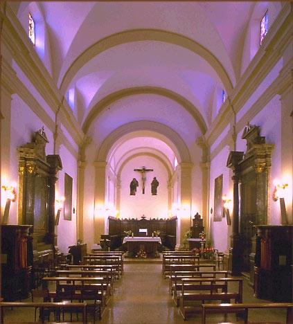 Santuario Madonna delle Grazie e San Giacomo della Marca