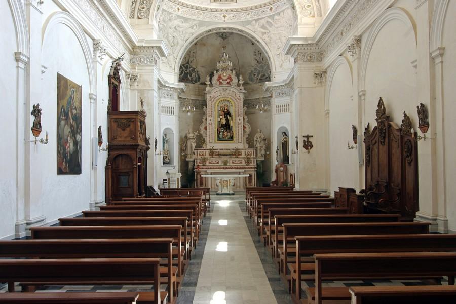 Santuario Maria Santissima del Carmelo
