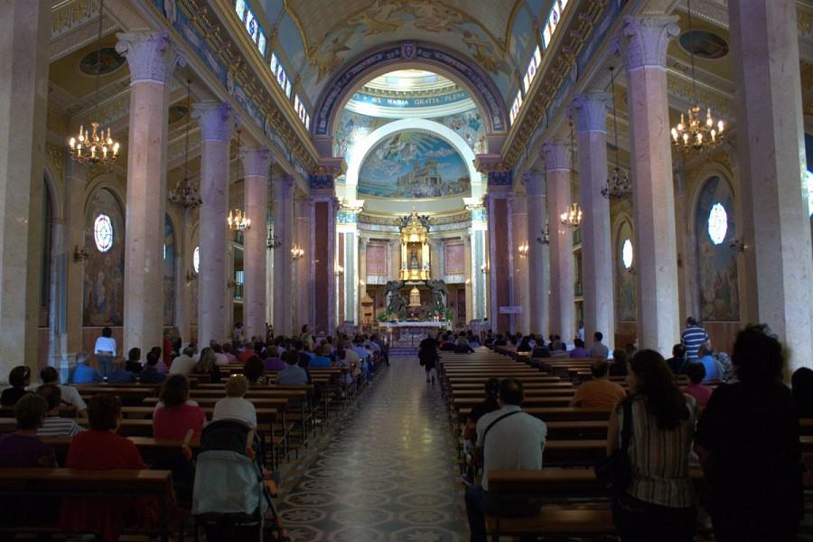 Santuario Maria Santissima del Tindari