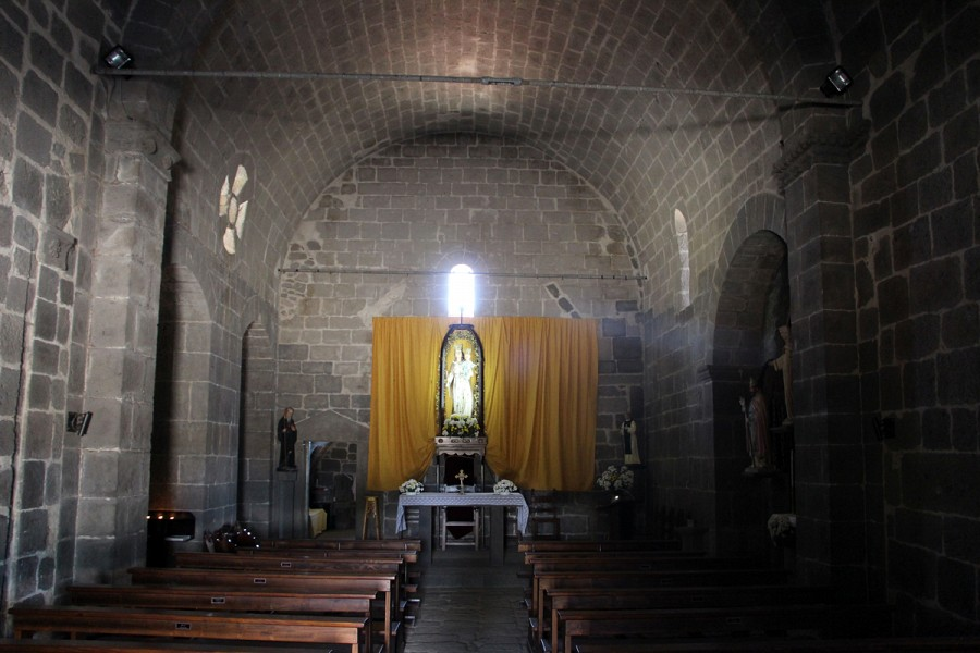 Santuario Nostra Signora di Corte o Cabu Abbas