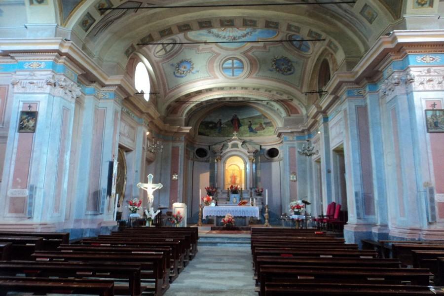 Santuario della Madonna della Misericordia di Valmala