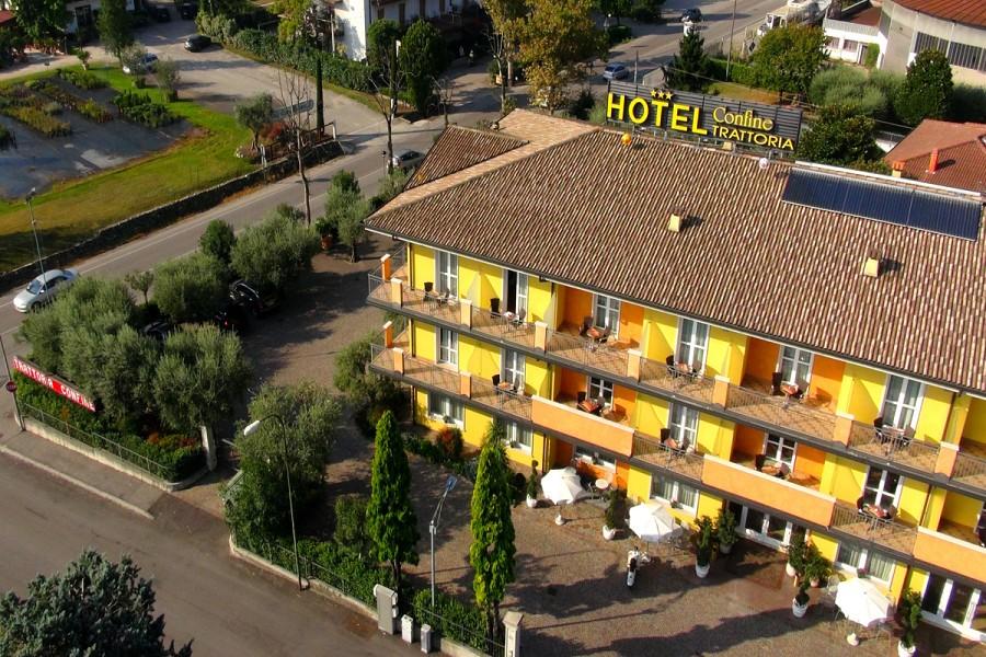 Hotel Trattoria Confine