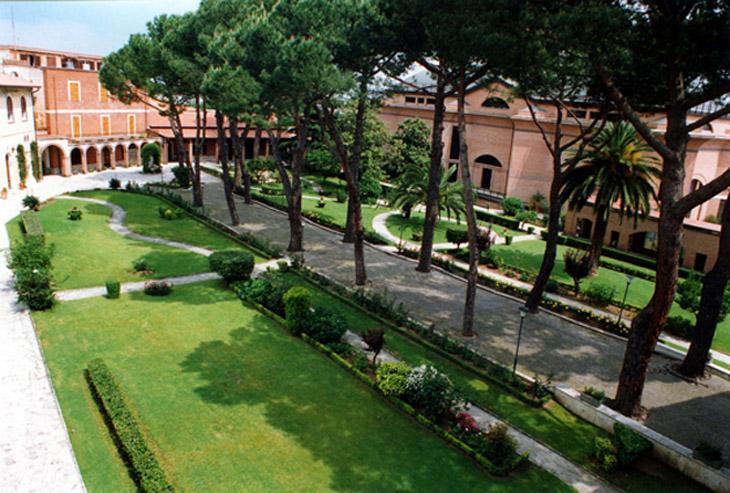Abbazia S. Giovanni Battista - Monache Benedettine - a Monte Mario