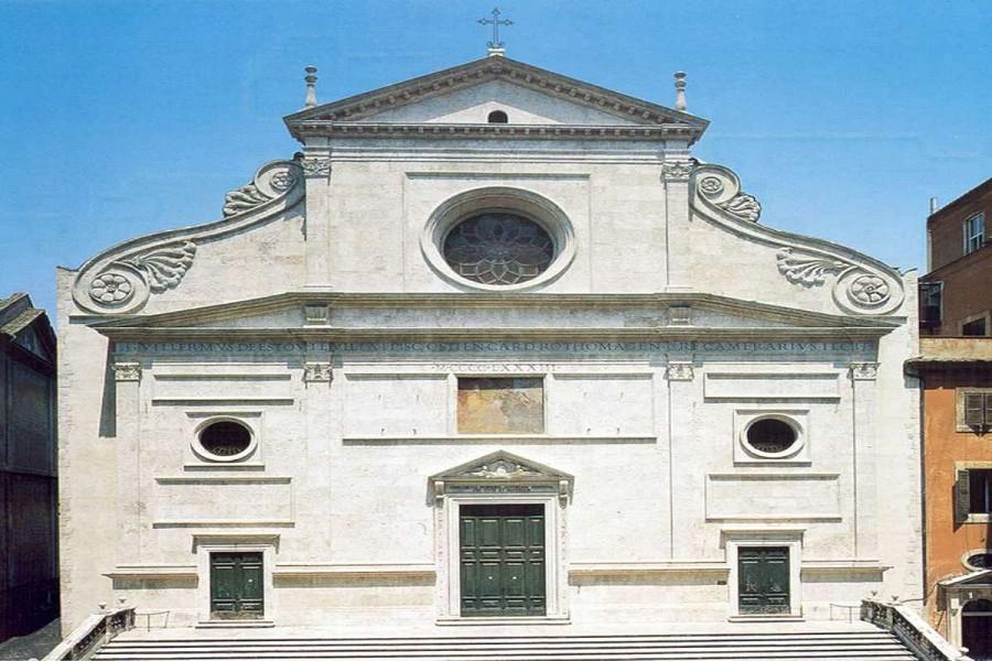 Santuario Basilica di Sant'Agostino in Campo Marzio
