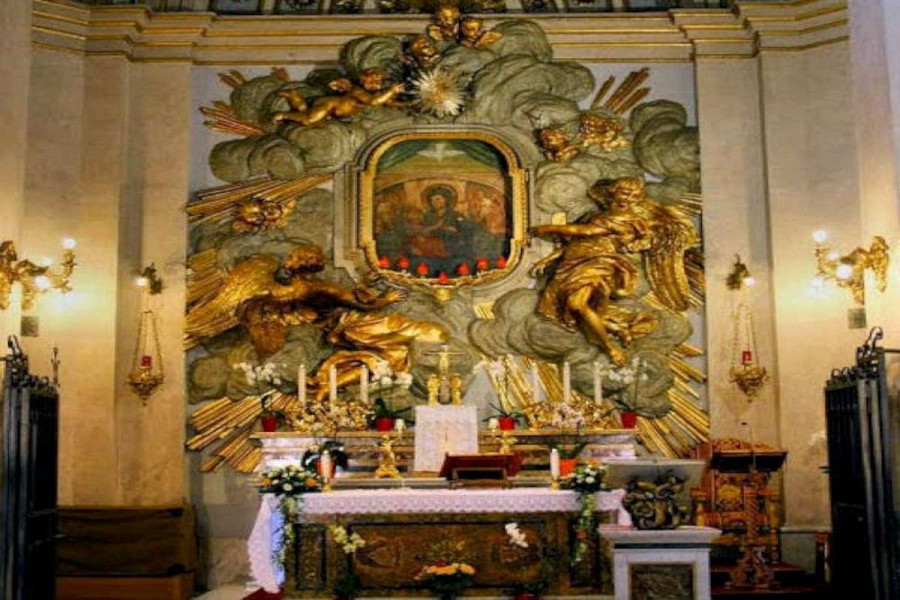 Santuario Santa Maria del Divino Amore
