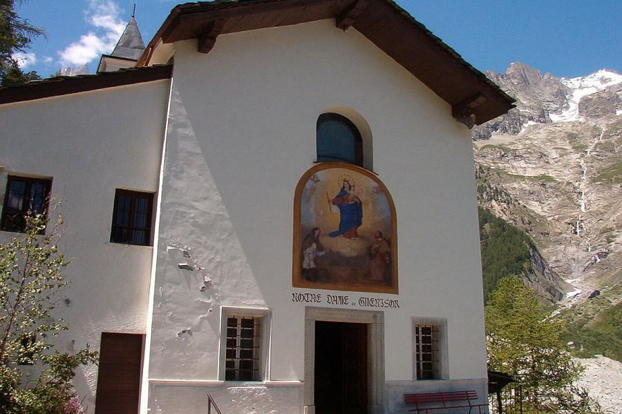 Santuario Notre Dame De La Guérison