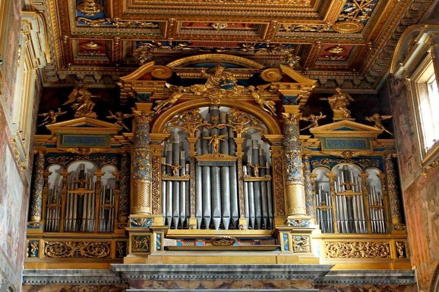 Santuario della Basilica di San Giovanni in Laterano