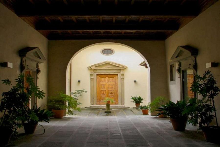 Santuario Monastero Santa Marta