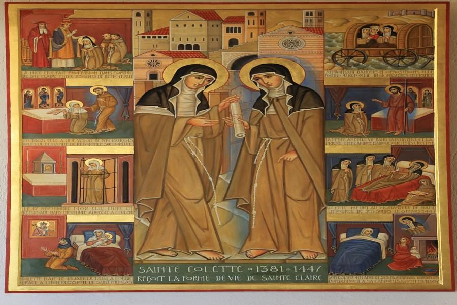 Santuario Monastero Santa Colette