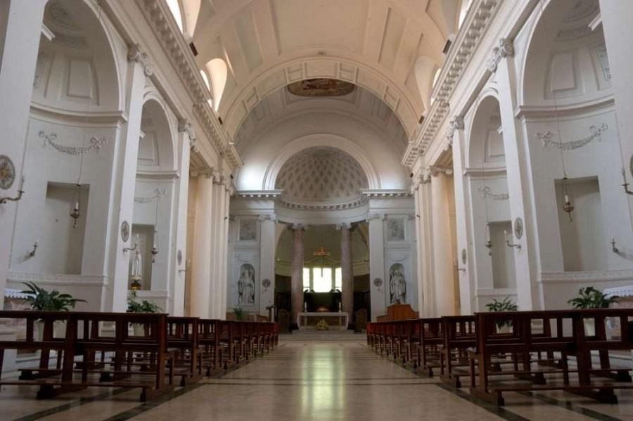 Santuario Monastero Santa Scolastica Subiaco