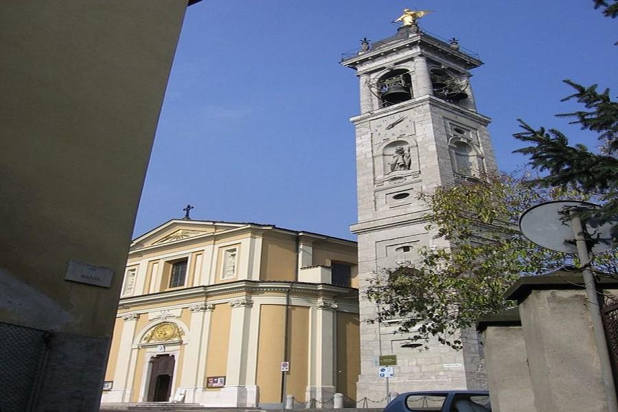 Santuario Beata Vergine Del Miracolo - Madonna Della Gamba