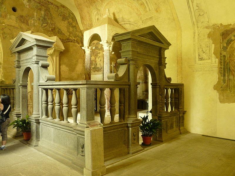 Santuario Basilica di Santa Cristina