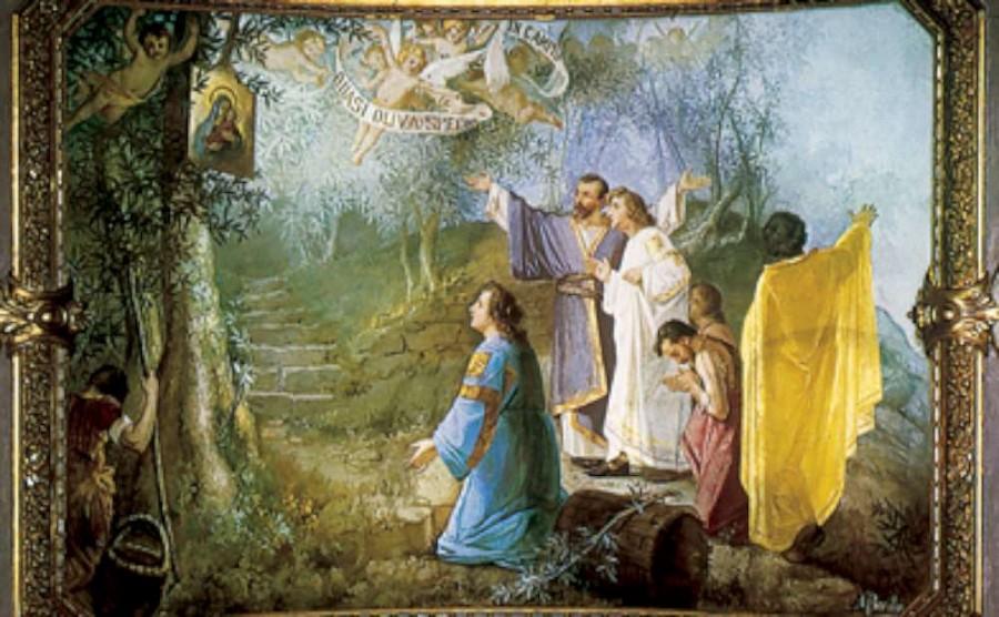 Santuario della Madonna dell\'Olivo