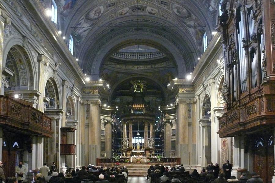 Santuario Santa Maria del Fonte a Caravaggio
