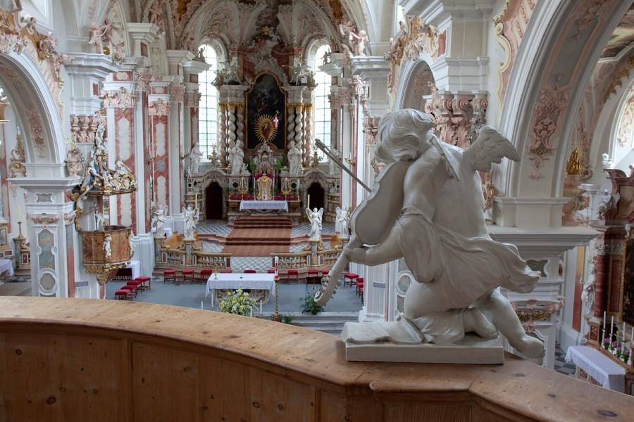 Santuario Santa Maria ad Gratias - Abbazia di Novacella